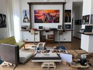 Photo-4U Interni dello Studio Fotografico