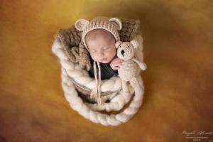 Newborn servizio fotografico neonati reggio calabria