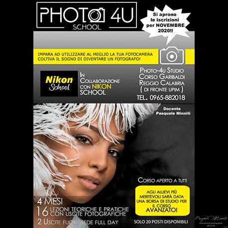 Corso di Fotografia Photo-4u Reggio Calabria